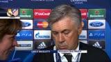 Real Campione d'Europa, le parole di Carlo Ancelotti