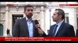 27/05/2014 - Fraccaro (M5S): per cambiare serve coraggio non paura