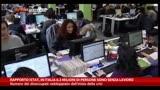 28/05/2014 - Rapporto Istat, in Italia 6,3 mln di persone senza lavoro