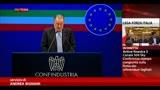 29/05/2014 - Squinzi incalza il Governo sulle riforme: Renzi non deluda