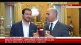 29/05/2014 - Salvini: se centrodestra fa centrodestra vince in Europa