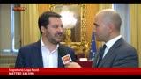 29/05/2014 - Salvini: la Le Pen è primo partito di Francia