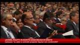 29/05/2014 - Lavoro, Poletti: in agosto legge delega in Senato