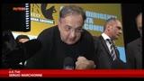 02/06/2014 - Marchionne: Renzi a Detroit? Lo aspetto volentieri