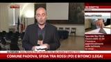 Comune Padova, sfida tra Rossi (PD) e Bitonci (Lega Nord)