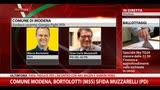 Comune Modena, Bortolotti (M5S) sfida Muzzarelli (PD)