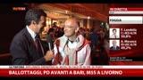Amministrative Bari, intervista a Francesco Paolo Sisto