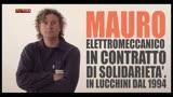 19/06/2014 - Siderurgia, presentato a Cgil video-spot operai Piombino