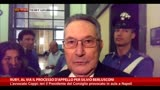 20/06/2014 - Al via processo d'appello per caso Ruby, parla Franco Coppi