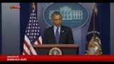 22/06/2014 - Iraq, Obama: Isis sono una minaccia per gli Usa