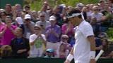 26/06/2014 - Wimbledon, Fognini avanza. Pennetta fuori