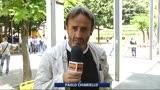 27/06/2014 - Scampia, oggi i funerali di Ciro Esposito