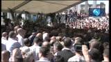 27/06/2014 - Funerale di Ciro Esposito, anche De Laurentiis a Scampia