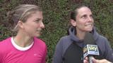 """29/06/2014 - Errani&Vinci: """"Il nostro doppio a Wimbledon senza pressioni"""""""