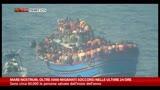 30/06/2014 - Mare Nostrum, oltre 5000 migranti soccorsi in ultime 24 ore