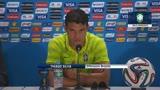 08/07/2014 - Thiago Silva su Neymar: vittima di un intervento vile