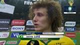 """09/07/2014 - David Luiz: """"Chiediamo scusa all'intero Brasile"""""""