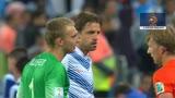 10/07/2014 - Olanda-Argentina, il protagonista è Romero