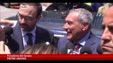 11/07/2014 - Trattativa Stato-Mafia, Grasso: io vittima della trattativa