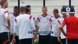 13/07/2014 - Loew, ultimo allenamento prima del gran finale