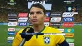 """13/07/2014 - Thiago Silva """"Grande frustrazione per questo Mondiale"""""""