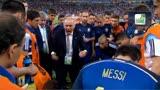 14/07/2014 - Sabella carica l'Argentina, ma Messi si allontana