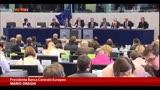 14/07/2014 - A Strasburgo audizione di Draghi al Parlamento Europeo