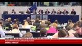 14/07/2014 - A Strasburgo audizione di Mario Draghi al Parlamento Europeo