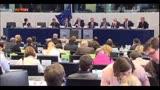 15/07/2014 - A Strasburgo audizione di Mario Draghi al parlamento europeo