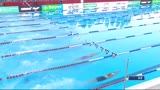 15/07/2014 - Swimming Cup, Pellegrini terza nei 50 stile libero