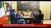 17/07/2014 - Legge elettorale, confronto aspro tra Pd e M5S