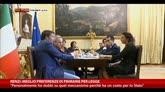 17/07/2014 - Renzi: meglio preferenze di primarie per legge