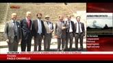 17/07/2014 - Grande Pompei, Franceschini: spenderemo fondi entro scadenza