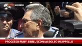 """18/07/2014 - Ruby, Berlusconi assolto. Coppi: """"Cassata sentenza 1° grado"""""""