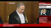 18/07/2014 - Ruby, Brunetta: grazia a Berlusconi fatto di decenza