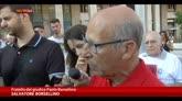 19/07/2014 - Strage Via D'Amelio, le parole di Salvatore Borsellino