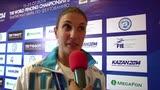 "20/07/2014 - Mondiali di scherma, Arianna Errigo: ""Un oro bellissimo"""