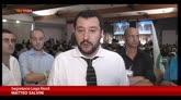 Salvini: Berlusconi assolto perché accomodante con sinistra