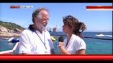 23/07/2014 - Concordia, ingegnere Girotti: in rotta verso Genova