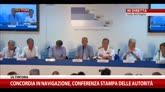 """23/07/2014 - Concordia, Gabrielli: """"Soddisfazione misurata e sobria"""""""