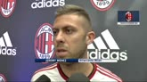 """Milan, Menez: """"Felice di essere qui"""""""
