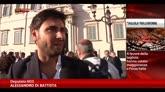 25/07/2014 - Riforme, arriva la tagliola, sit-in opposizioni al Quirinale
