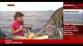 """26/07/2014 - Concordia, ammiraglio Tortora: """"Mancano 27 miglia a Genova"""""""