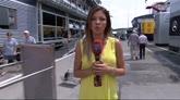 26/07/2014 - GP Ungheria, Lewis Hamilton è il più veloce nelle L3
