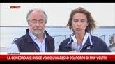 """27/07/2014 - Concordia, Girotto: """"Non avevamo dubbi del successo"""""""