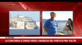 27/07/2014 - Concordia a Genova, intervista ad Alessandro Giannì