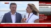 27/07/2014 - Concordia a Genova, intervista a Michael Thamm
