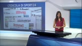 La rassegna stampa di Sky SPORT24 (27.07.2014)