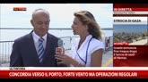 27/07/2014 - Concordia a Genova, intervista a Paolo D'Attilio