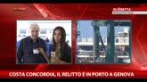 27/07/2014 - Concordia a Genova, intervista a Tullio Balestra